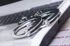 Computer-Sicherheit Lizenzfreies Stockfoto