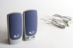 Free Computer Speakers Royalty Free Stock Image - 1508636
