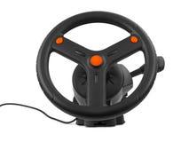 Computer steering wheel Stock Photo