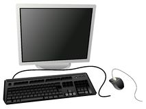 Computer system Stock Photography