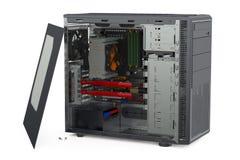 Computer system unit Stock Photos