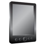Computer tablet. Vector illustration. Stock Photo