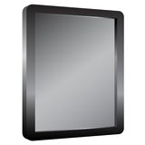 Computer tablet. Vector illustration. Stock Images