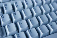 Computer-Tastatur Lizenzfreie Stockfotos