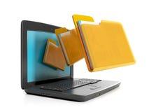 Computer technologies Stock Photo