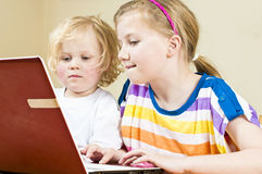 Computer technology Royalty Free Stock Photo