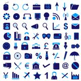 Computer Technology Icon Royalty Free Stock Photos