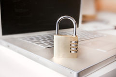 Computer technology security Royalty Free Stock Photography