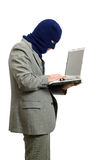 Computer Thief Stock Images