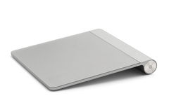 Computer touchpad, isolated Stock Images