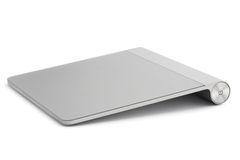 Computer trackpad, isolated Stock Photography
