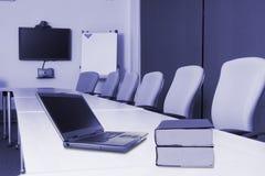 Computer Training room Stock Photography