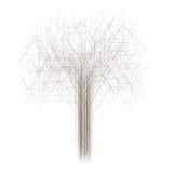 Computer Tree stock illustration