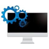 Computer- und Informationsvorrichtungen Stockbilder