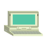 Computer vector illustration. Stock Photo