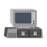 Computer vectorillustratie Royalty-vrije Stock Fotografie