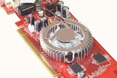 Computer video card Stock Photos