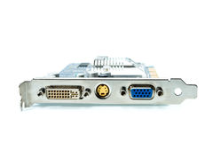 Free Computer Video Card Royalty Free Stock Photo - 3771035