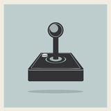 Computer Video Game Joystick Vector Royalty Free Stock Photography