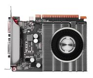 Computer videocard isolated on the white stock photography