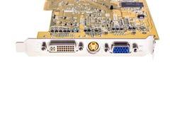 Computer videospaander stock afbeelding