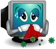 Computer Virus Stock Photo