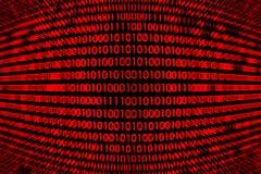 Computer virus Stock Image