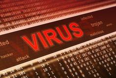Free Computer Virus Detection Stock Photo - 28304000