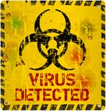 Computer virus Stock Images