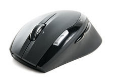 Computer wireless mouse Royalty Free Stock Photos