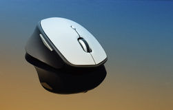 Computer wireless mouse Stock Images