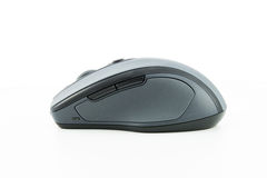 Computer wireless mouse isolated Stock Photography
