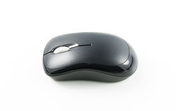 Computer wireless mouse isolated Royalty Free Stock Photography