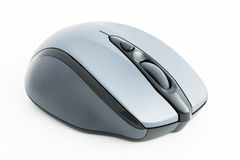Computer wireless mouse isolated Stock Image