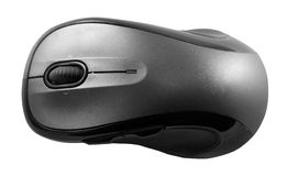 Computer wireless mouse Royalty Free Stock Images