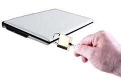 Computerbescherming Stock Foto