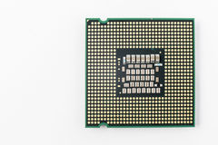 Computerbewerker cpu Royalty-vrije Stock Foto's