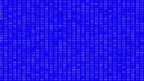 Computerdatenfehler lizenzfreie abbildung