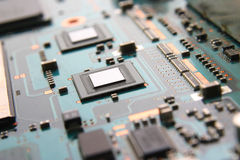 Computerelektronik Lizenzfreies Stockbild