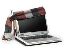 Computerhilfe Stockbild