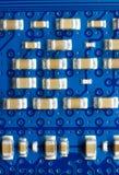 Computerhintergrund Stockbild