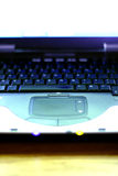 Computerlaptop stockfotos