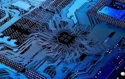Computermotherboard Lizenzfreie Stockbilder