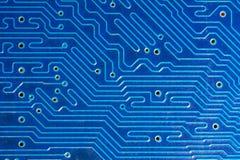 Computermotherboard Lizenzfreies Stockbild
