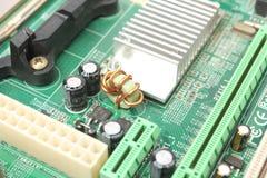 Computermotherboard Stock Fotografie