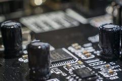 Computermotherboard-PWB Lizenzfreies Stockfoto