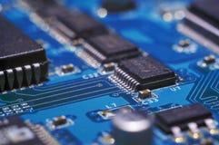 Computermotherboard-PWB Lizenzfreies Stockbild