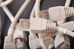 Computernetzwerke, neue Technologien Stockfotografie