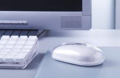 Computerperipheriegeräte lizenzfreies stockfoto