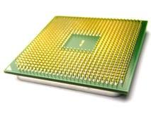 Computerprozessor stockfotografie